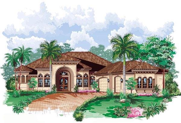 House Plan 60413