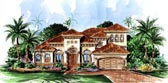 Plan Number 60420 - 2851 Square Feet