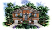 Plan Number 60422 - 3351 Square Feet