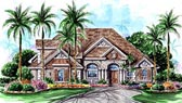 Plan Number 60461 - 5025 Square Feet