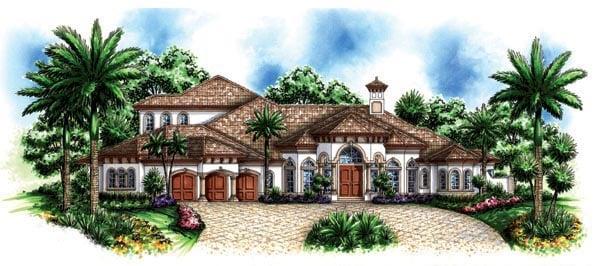 House Plan 60464