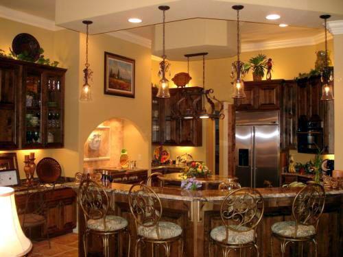 Florida, Mediterranean House Plan 60490 with 3 Beds, 3 Baths, 4 Car Garage Picture 1