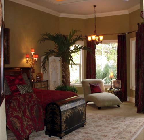 Florida, Mediterranean House Plan 60490 with 3 Beds, 3 Baths, 4 Car Garage Picture 5
