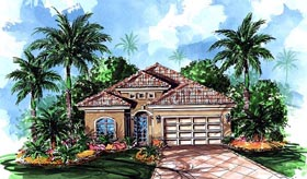 House Plan 60502