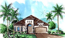 House Plan 60506