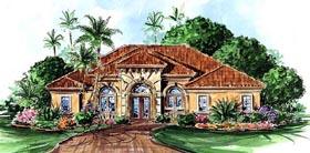 House Plan 60510