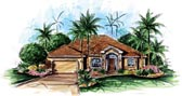 Plan Number 60513 - 2756 Square Feet