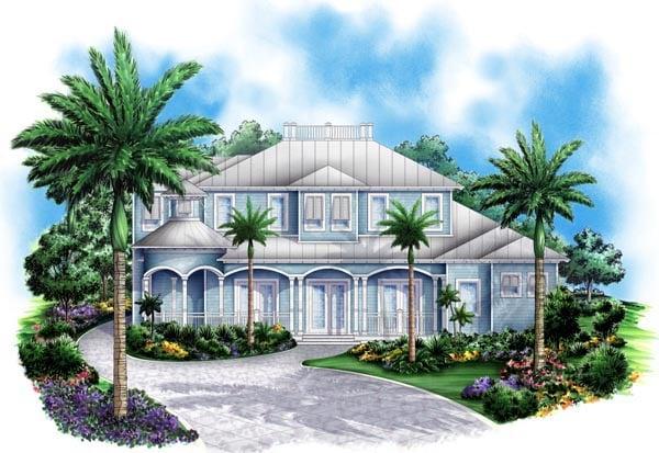 House Plan 60551