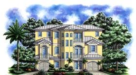 House Plan 60556