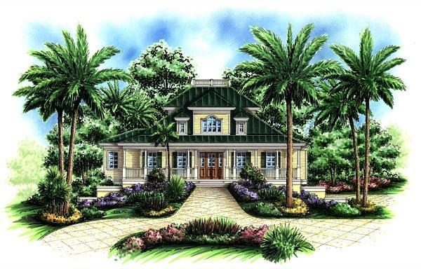 House Plan 60559