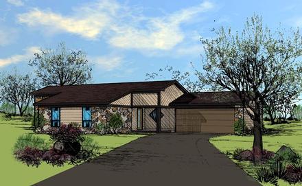 House Plan 60635
