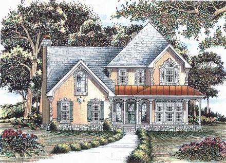 House Plan 60673