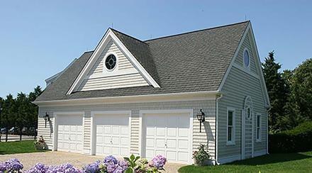 Garage Plan 60691