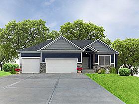 House Plan 60696