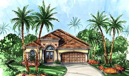 House Plan 60762