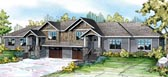 Plan Number 60910 - 2952 Square Feet