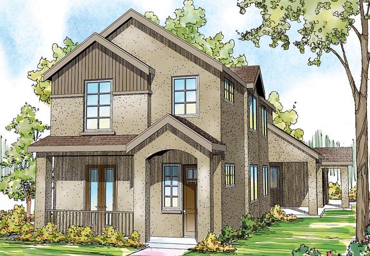 House Plan 60919