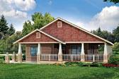 House Plan 60926