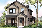 House Plan 60927