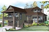 House Plan 60933