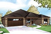 House Plan 60938