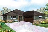 House Plan 60941