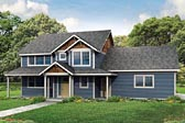 House Plan 60943