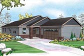 Plan Number 60961 - 2192 Square Feet