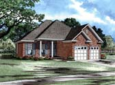 Plan Number 61009 - 1504 Square Feet