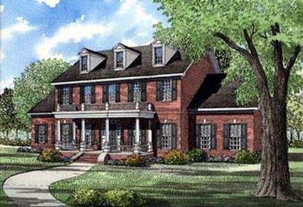 House Plan 61022