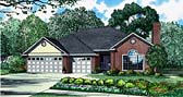 Plan Number 61030 - 2180 Square Feet