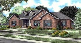 House Plan 61039
