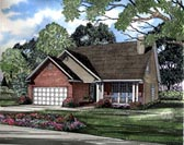 Plan Number 61058 - 2078 Square Feet
