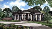 Plan Number 61076 - 3391 Square Feet