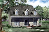 Plan Number 61081 - 2106 Square Feet