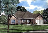 Plan Number 61096 - 2148 Square Feet