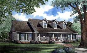 House Plan 61099