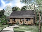 House Plan 61100