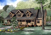 Plan Number 61136 - 3112 Square Feet