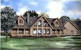 House Plan 61144