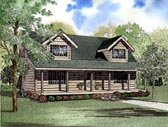 Plan Number 61151 - 2043 Square Feet