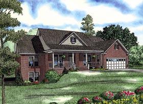 House Plan 61161