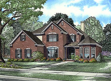 House Plan 61162