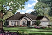 Plan Number 61170 - 2107 Square Feet