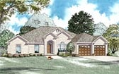 Plan Number 61186 - 2554 Square Feet