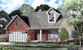 House Plan 61208