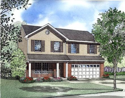 House Plan 61210