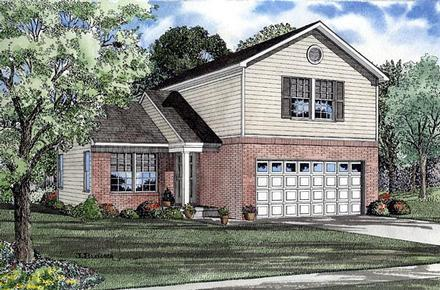 House Plan 61213