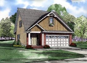 House Plan 61214