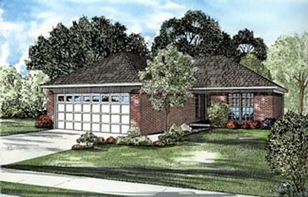 House Plan 61241